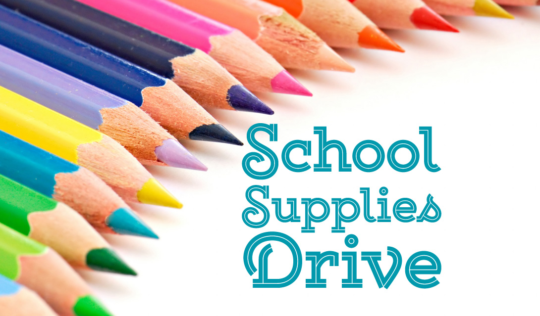 School Supplies Drive_Page